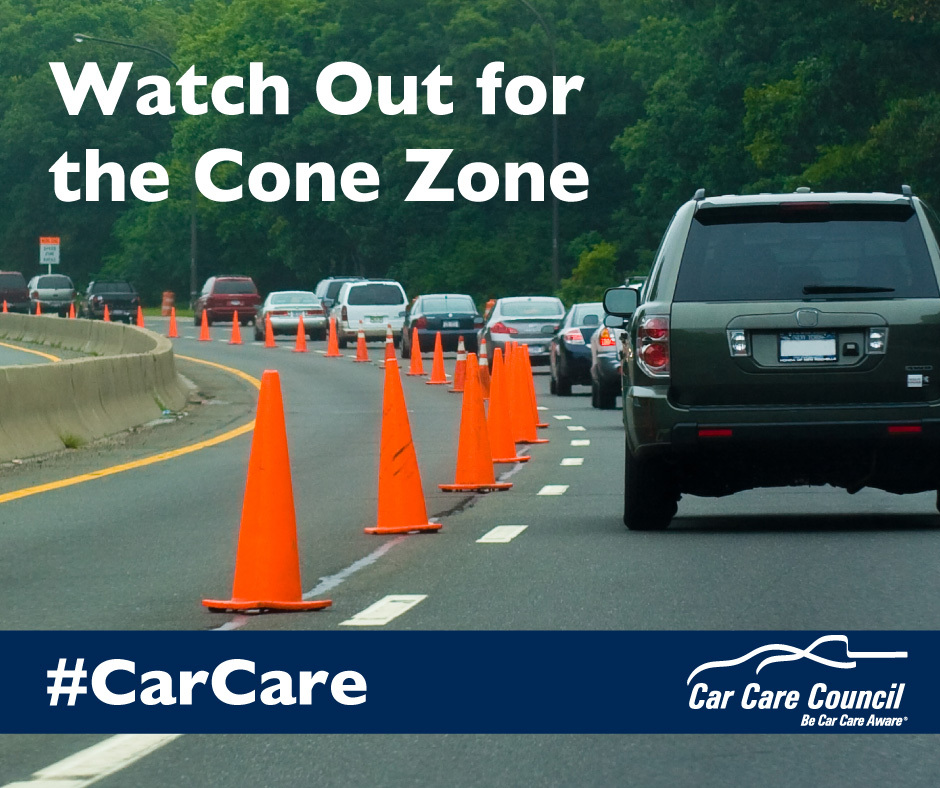 'Cone Zone' Season Can Be Tough On Vehicles